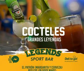 Legends Sports Bar Playa del Carmen